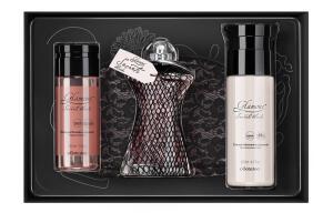 Kit Glamour Secrets Black   R$164
