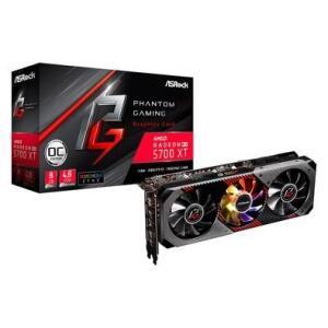 Placa de Vídeo ASRock AMD Radeon RX 5700 GDDR6 | R$2.688