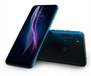 Smartphone Motorola One Fusion+ 128GB | R$ 2.087
