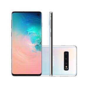 Smartphone Samsung Galaxy S10 128GB Branco 4G - Branco | R$ 3.099