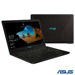 """Notebook Asus, AMD Ryzen™ 5 2500U 2°Geração, 8 GB, 1 TB, Tela de 15,6"""", NVIDIA GTX1050, Preto e Azul - F570ZD-DM387T"""