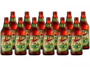 Cerveja Colorado Indica 12 Unidades - 600ml - R$16