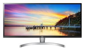 "Monitor Gamer LG 34"" Pol. Wk650 IPS Full Hd Freesync Ultrawide"