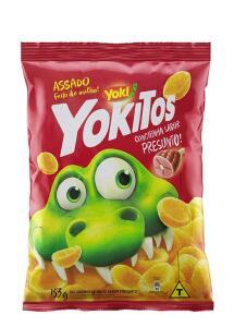 (Prime) 5 Unidades - Yokitos Conch Presunto Yoki 153G