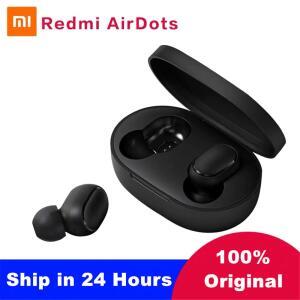 Fone de ouvido Bluetooth Xiaomi Redmi Airdots TWS R$ 88