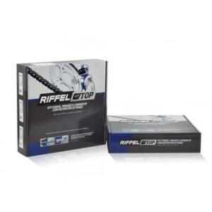 Kit Relação Cg 150 Titan (04-15) Top C/ corrente - Riffel R$ 136