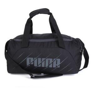 Mala Puma Play FTL - Preto e Grafite | R$70
