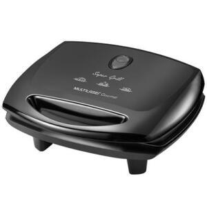 Sanduicheira Multilaser Super Grill Premium 110V - CE047 - R$85