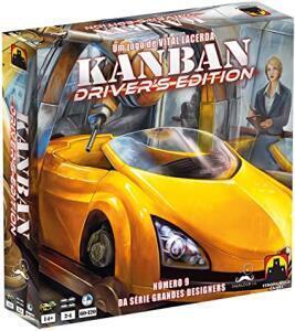 Kanban, Driver'S Edition - Sherlock   R$183
