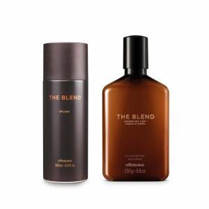 Combo The Blend: Shower Gel, 250G + Splash, 200Ml R$ 100