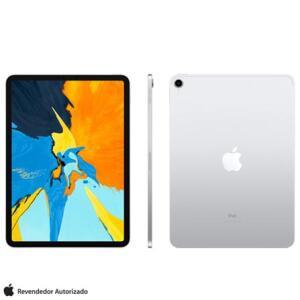 "iPad Pro 11"" 2019 Wi-Fi 512 GB Silver - R$6324"