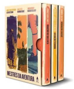 Mestres da Aventura - Box | R$77