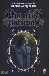 Monstros Noturnos (Português) Capa dura | R$ 10