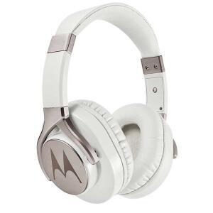 Fone de Ouvido Pulse Max com Microfone, Motorola, SH004, Branco - R$119