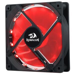 Kit Fan com 3 Unidades Redragon, RGB 120mm, GC-F006 - R$119