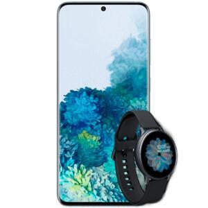 Galaxy S20 + Smartwatch. No plano família 100gb - R$2.499