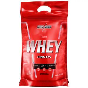 Whey Protein Integralmédica Nutri Whey Protein - Baunilha - 1,8Kg   R$50