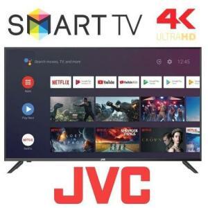 Smart Tv Led 55 Polegadas Jvc Lt-55mb508 4 Hdmi 3 Usb Wi-fi