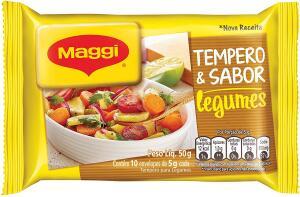 Maggi, Tempero & Sabor, Legumes, 50g [PRIME]