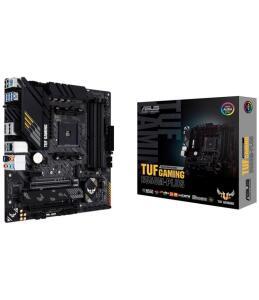 Placa Mãe Asus TUF GAMING B550M-PLUS AM4 DDR4 HDMI DisplayPort M.2 USB 3.2 RGB | R$1.196