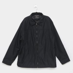 Jaqueta Fashion Apparel Nylon Plus Size Masculina - Preto | R$49
