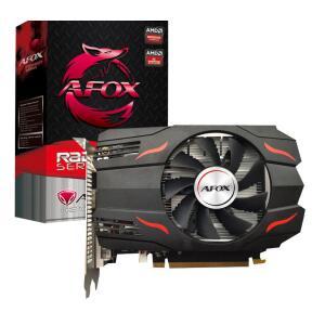 Placa de Vídeo Afox Radeon RX 550 4GB GDDR5, 128Bit - R$560