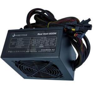 Fonte Rise Mode Atomic Series 600W - 80 PLUS BRONZE | R$ 354