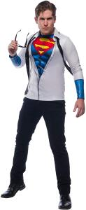 Photoreal Rubies Costume Company Inc Superman Multicor R$ 75