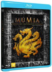 [PRIME] Blu-Ray A Múmia : A Tumba Do Imperador Dragão | R$ 14