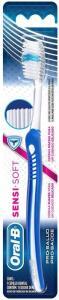 Escova Dental Oral-B Pro-Saúde Sensi-Soft Macia 35 - 5 un. | R$5