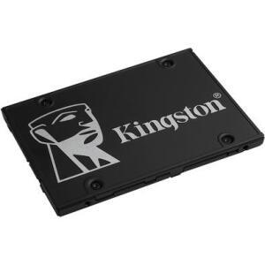 SSD Kingston KC600, 512GB, SATA, Leitura 550MB/s, Gravação 520MB/s - SKC600/512G | R$670
