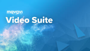 [Steam] Movavi Video Suite 17 - Video Editor (90% OFF)