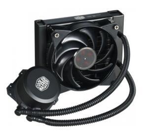 Water Cooler Cooler Master MasterLiquid Lite 120mm, Intel-AMD   R$ 289