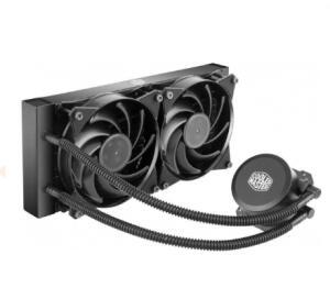 Water Cooler Cooler Master MasterLiquid Lite 240mm, Intel-AMD | R$ 369