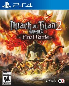[Prime] Attack On Titan 2: Final Battle - PlayStation 4   R$ 94