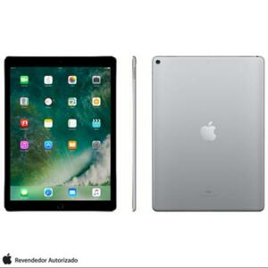 """iPad Pro Prata com Tela de 12,9"""", 4G, 64 GB - MQEE2BZ/A"""
