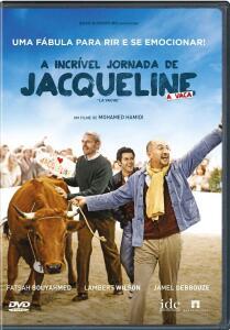 [DVD] A Incrível Jornada De Jacqueline - A Vaca | R$7