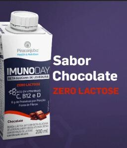 [SP] Bebida Láctea ImunoDay Zero Lactose Sabor Chocolate