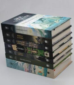 Kit 7 Livros do autor J. R. R. Tokien | R$242