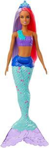 Boneca Barbie Dreamtopia - Sereia Fantasia Verde-Água | R$63