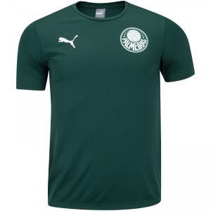 Camiseta do Palmeiras Goal 2020 Puma - Masculina R$ 65