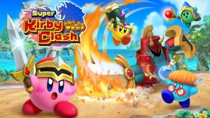 [Nintendo Switch] Super Kirby Clash - Gratis