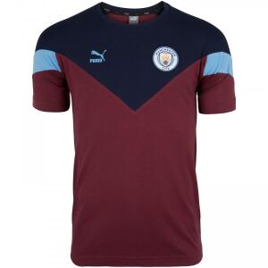 Camiseta Manchester City Iconic MCS Puma 2020