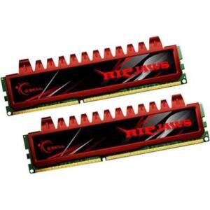 Kit de Memoria Ripjaws 2X2Gb 240P D3 1600 PC3 12800, G.SKILL, F3-12800CL9D-4GBRL, 4 Gb | R$ 106