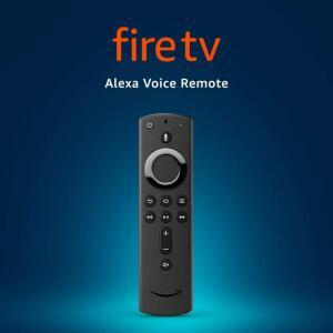 Fire TV - Alexa Voice Remote (2ª geração)