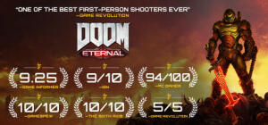 [STEAM] Jogo Doom Eternal | R$100