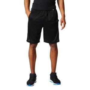 Bermuda Adidas Essentials Masculina - Preto e Cinza