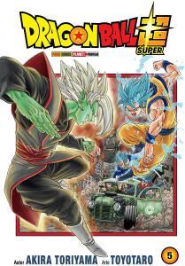 Mangá Dragon Ball Super Vol. 5 ( Prime) | R$ 6