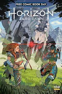eBook - HQ Horizon Zero Dawn - (English Edition)