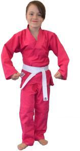 Kimono Universal Juvenil Keiko Sports Unissex M3 Rosa R$ 20